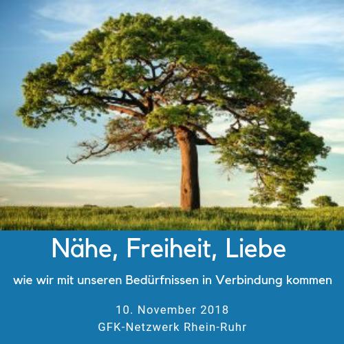 Workshop beim GFK-Netzwerk Rhein-Ruhr